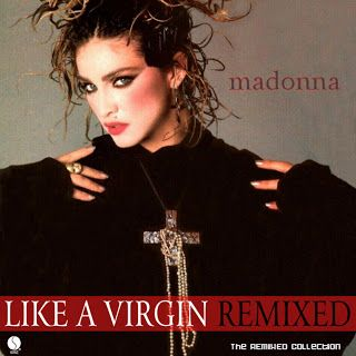 00. Like A Virgin Remixed front